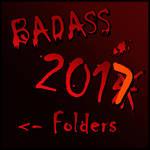 BADASS Folder 2017 by Suuxe