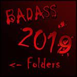 BADASS Folder 2019 by Suuxe