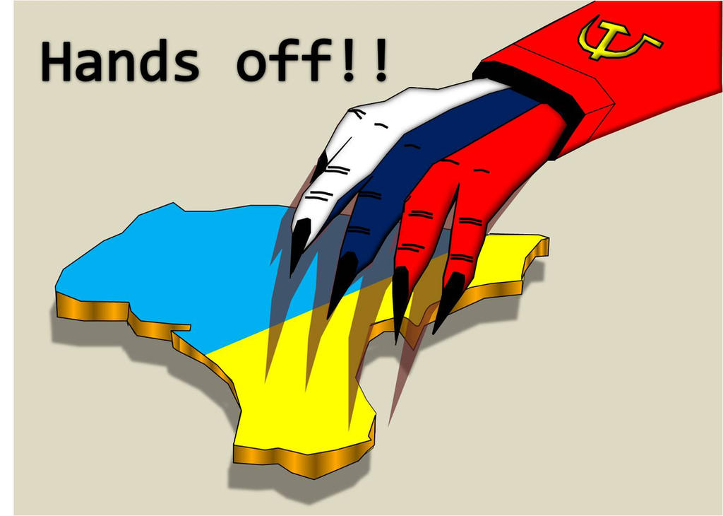 Hands off putin by Gaelic-nautilus