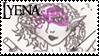 DA:LR - Lyena Stamp by Baka-no-Neko