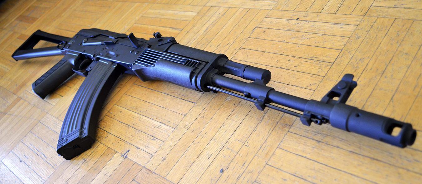 CYMA AKS-101 AEG by AntiMingebag