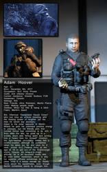 Adam Character Card by AntiMingebag