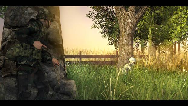 XCOM: Close Encounter