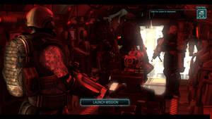 XCOM: Strike One by AntiMingebag