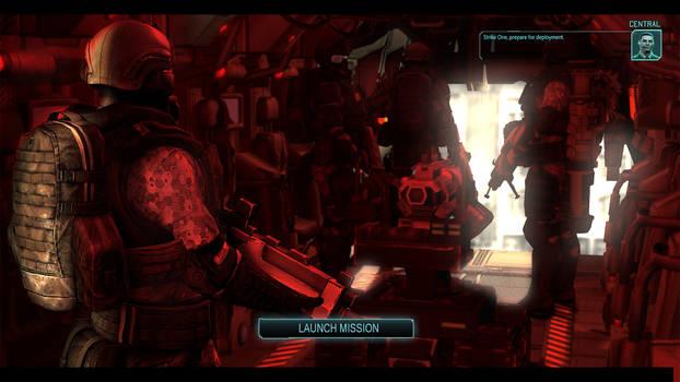 XCOM: Strike One