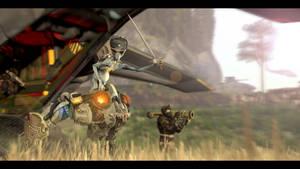 XCOM: Defectors by AntiMingebag