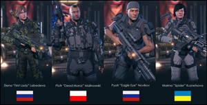 XCOM2: The Slavs by AntiMingebag