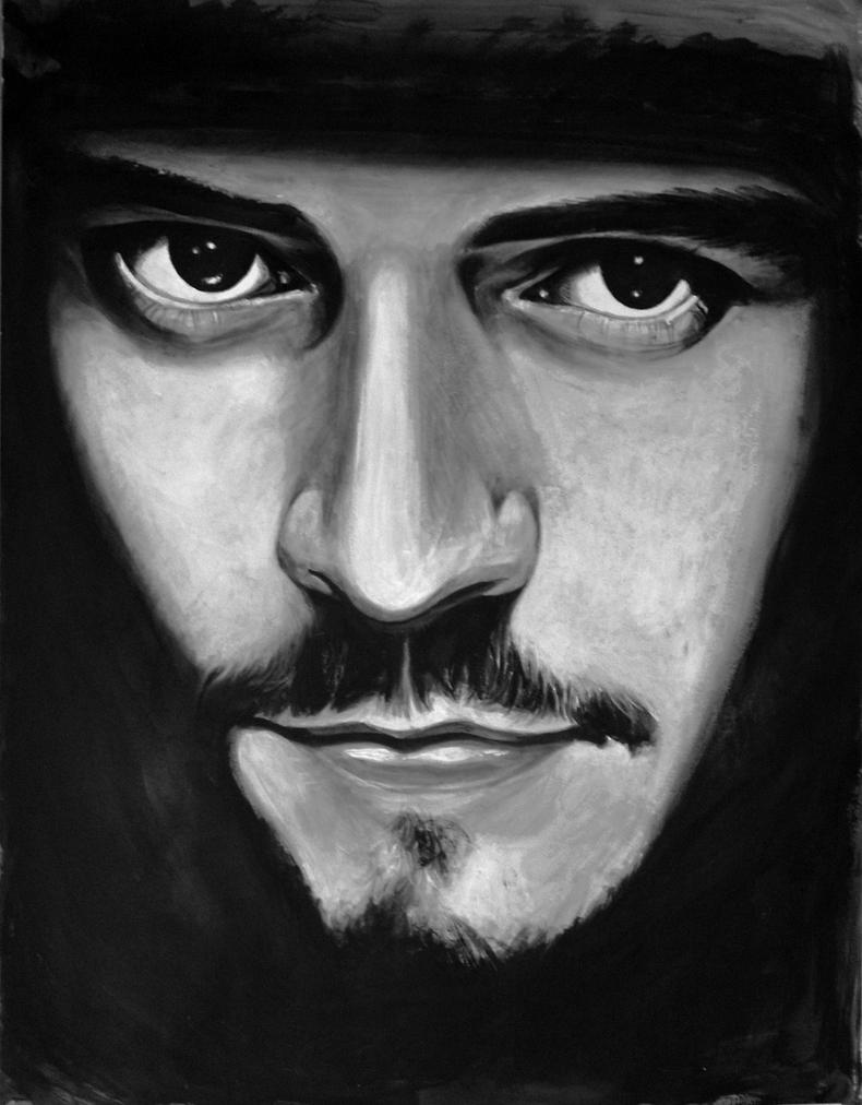 Orlando Bloom - Joe Byrne by cpn-blowfish