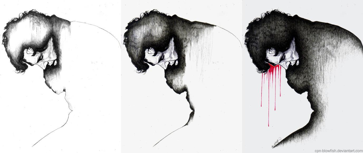 Sherlock - The Fall - process by cpn-blowfish