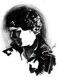Sherlock - inktober 2016
