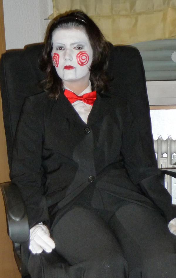 billy the puppet halloween no - Puppet Halloween