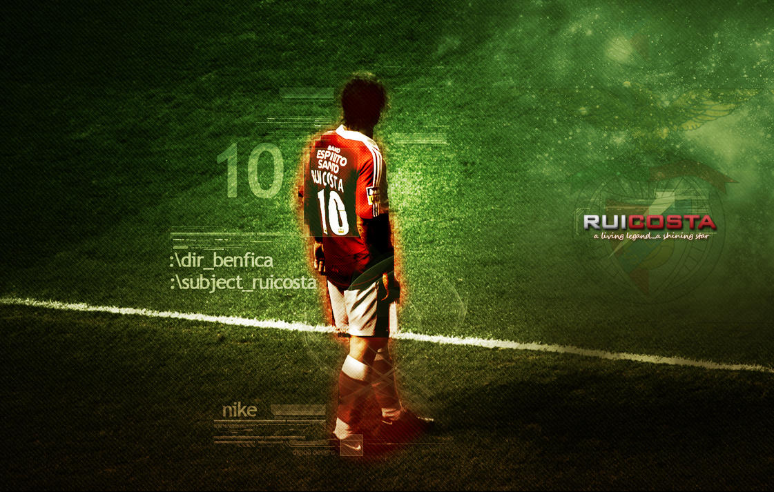 Rui Costa - A Legend by DigiQ8