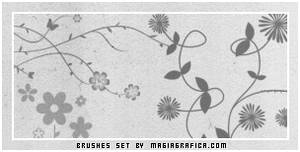 flowers brushes2