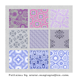 pattern set 2 by Magiagrafica