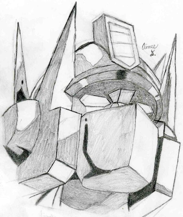 Optimus Prime G1 by xXxAimeexXx