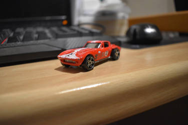 hot wheels red car by g8ut