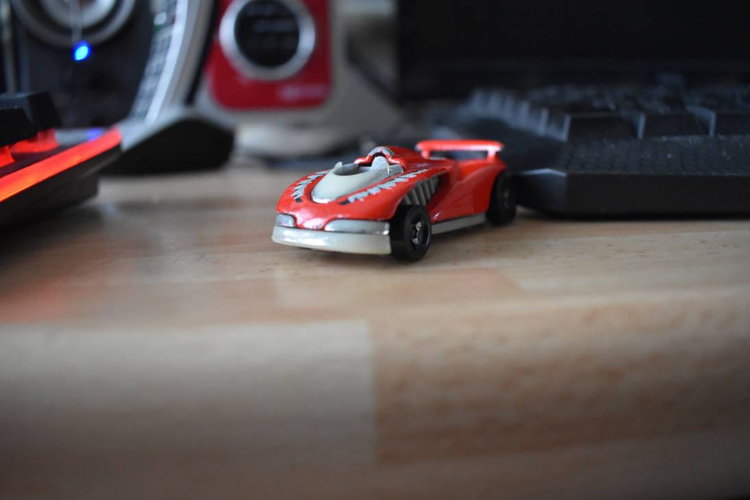 hot wheels red car 2 by g8ut
