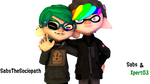 Sabs and xpert pagedoll by Xpert03