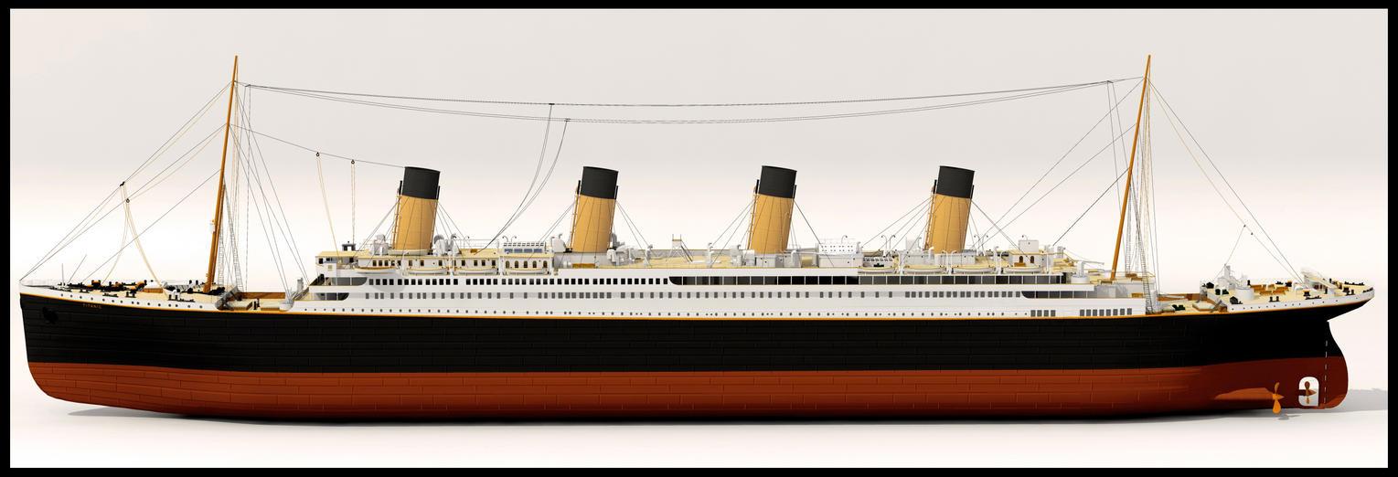 RMS Titanic Alexmandel