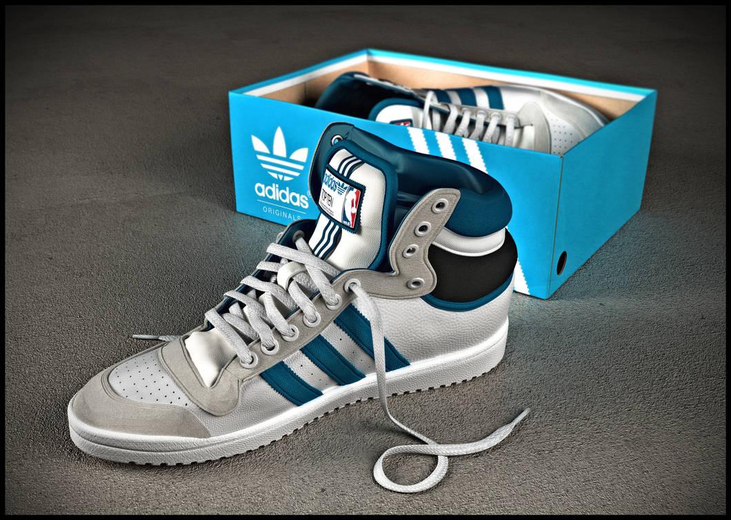 new concept 9adda f18c4 Adidas Top Ten NBA by WaskoGM ...