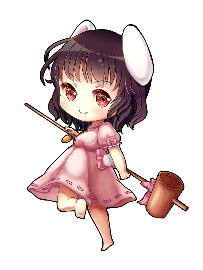tewi by karinchiip