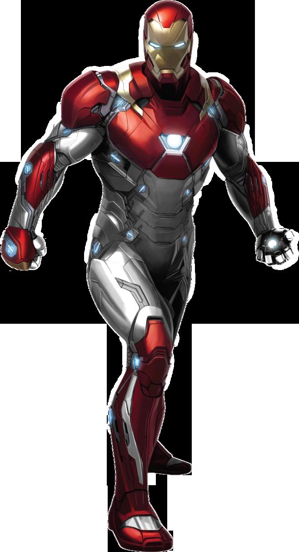 Iron Man Mark 47 Render By Kto Studios By Kt4modding On