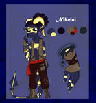 Reaper Myo Nikolai by MonochromeGold