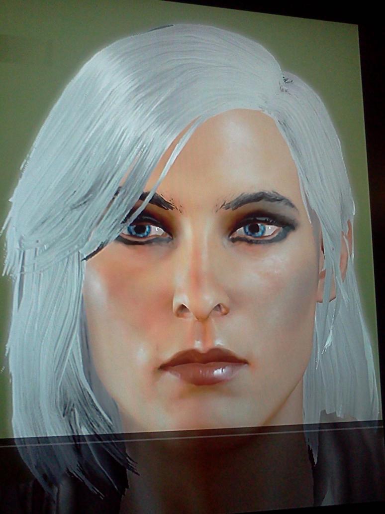 Makeva, my Inquisitor by FunkyMonkey19