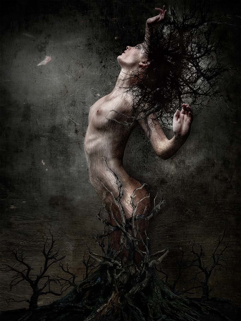 Rose Has Thorns Part 2, Winter Has Come - Page 4 Tree_woman_by_agroeni-d6kupzn