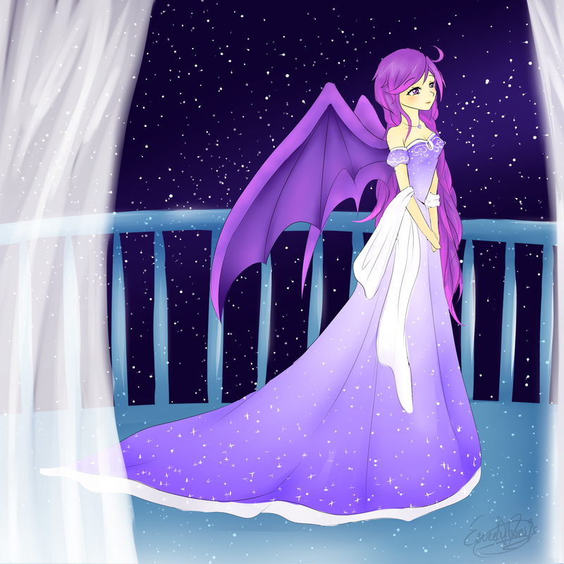 TI: A night at the Winter Ball by Eeveelutions95
