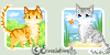 Wobs: Honey x Feather Icons by Eeveelutions95