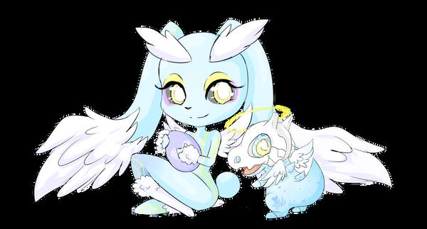 Angel Pokemon