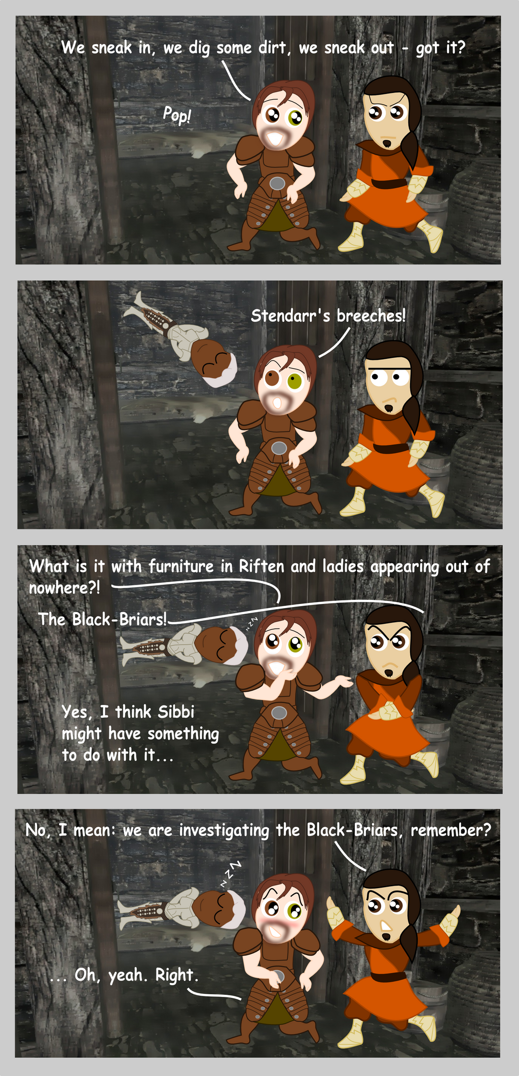Uesp forums view topic post funny stupid or weird for Skyrim fish hatchery