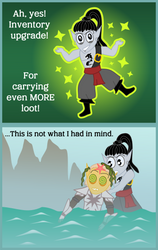 Warrior-Carrying Capacity by NorroenDyrd