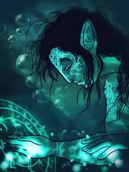 Working Underwater by NorroenDyrd