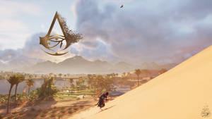 Assassin's Creed Origins wallpaper 2