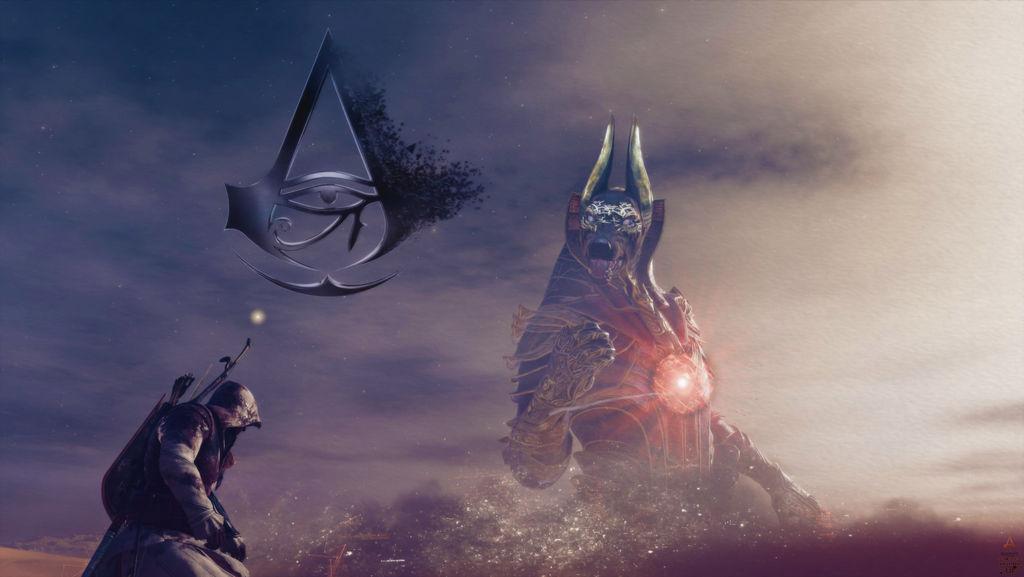 Assassin S Creed Origins Wallpaper 5 By Mstrl On Deviantart