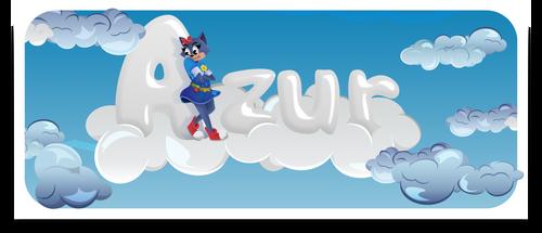 Azur A Clouds