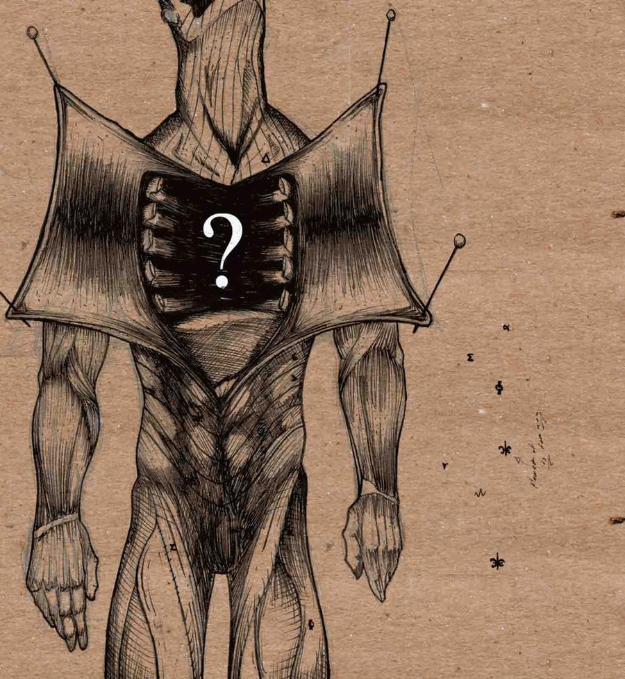El Cuestionamiento del ser... by Grotezko