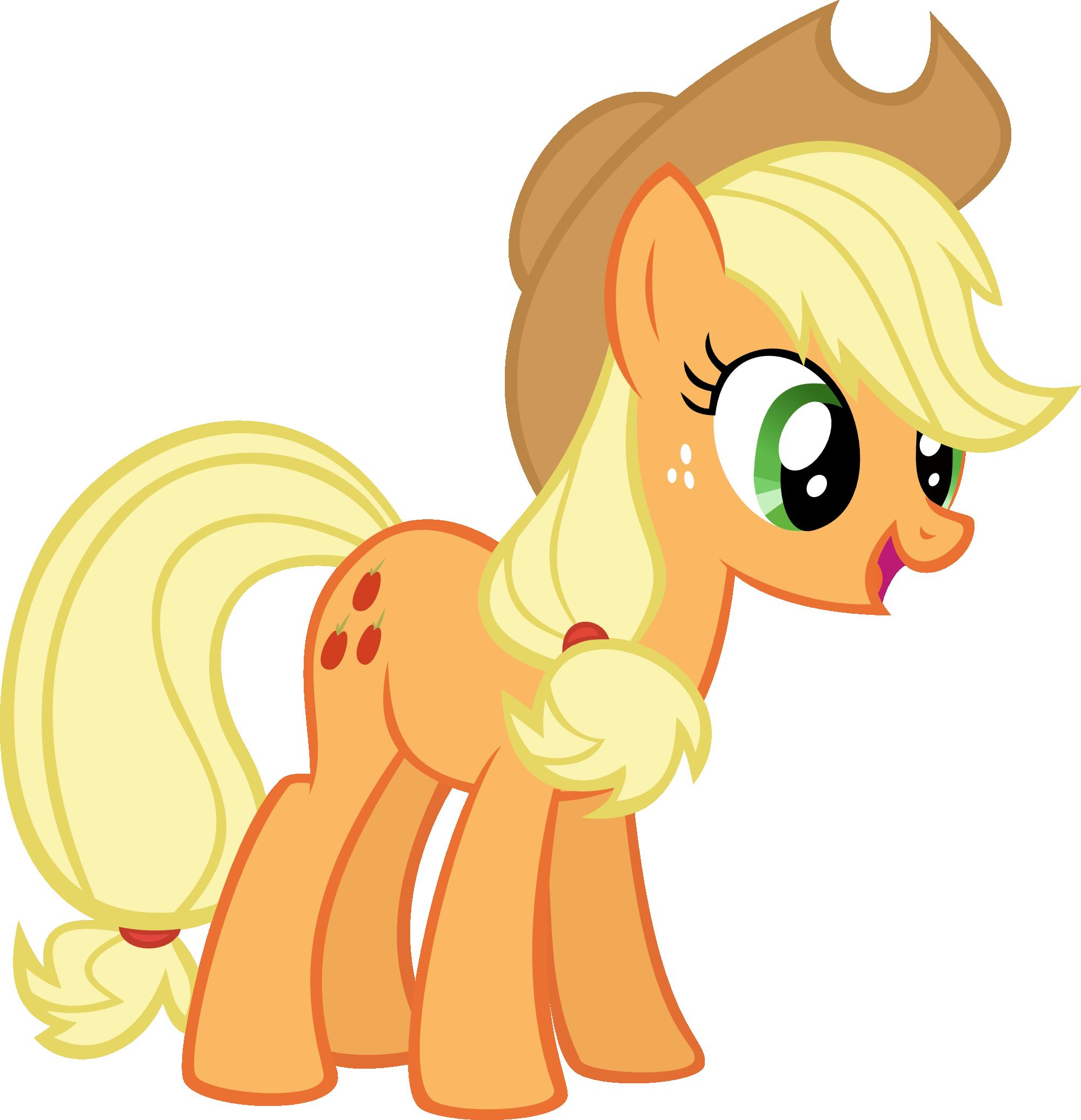Applejack by Pegasus-Drake