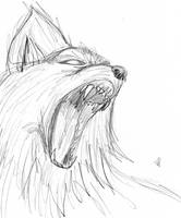 werewolf by Elgora-Erelisse