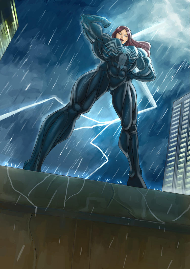 venom spiderman 3 drawings