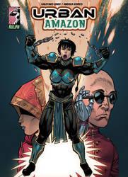 Urban Amazon - Birth of a Champion by muscle-fan-comics