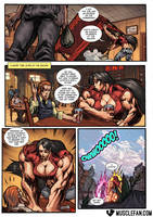 Living in the Past by muscle-fan-comics