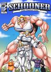 Schooner The Sailor Girl - Muscle Fan Comic by muscle-fan-comics