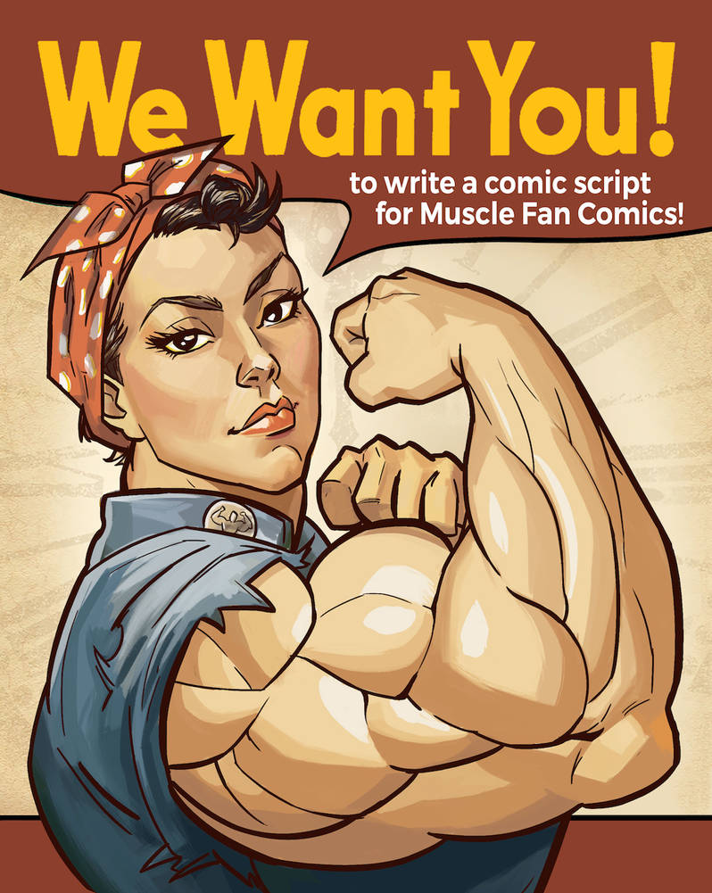 Want to Write Comics For Us?
