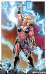 Jane Foster: Goddess of Thunder