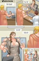 Strength Serum Sample by muscle-fan-comics