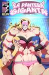 La Pantera Giganta - Lustful Luchadora