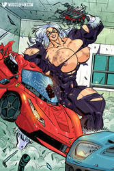 Artificial Scarcity by muscle-fan-comics